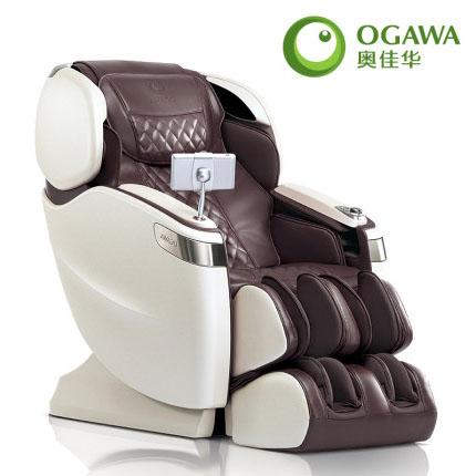 奥佳华7598C御手温感大师椅 按摩椅