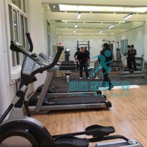 洛阳公安局单位健身房