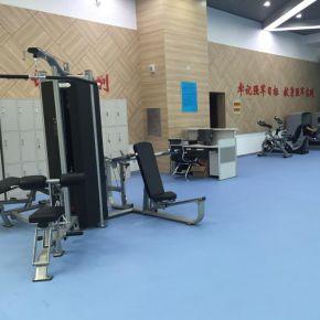 河南省军区健身房