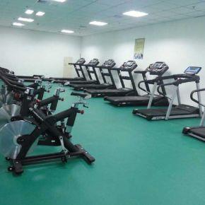 河南省专利局单位健身房