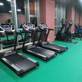 洛阳军区健身房