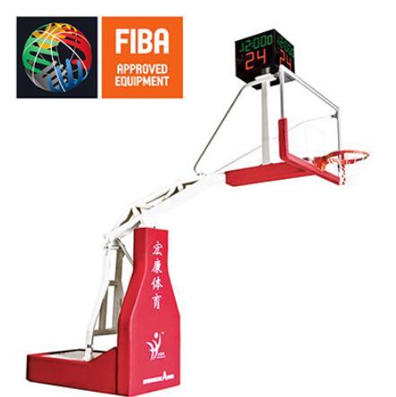 HKF-1007 仿液压篮球架