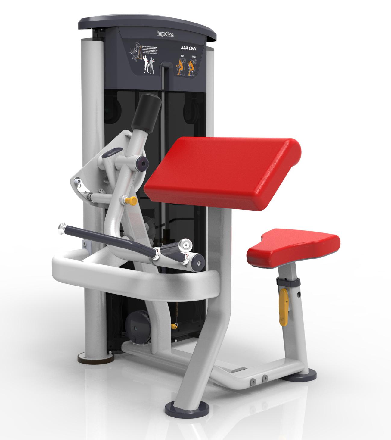 英派斯IT9503 二头肌伸展训练器