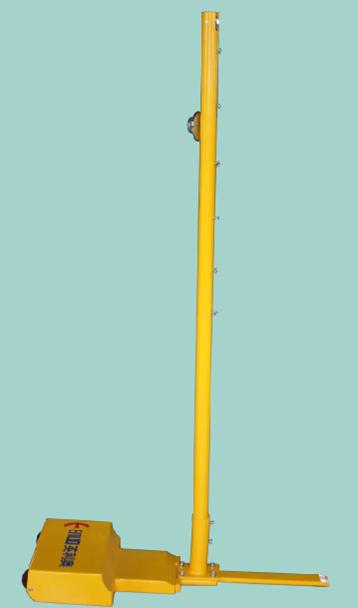 英利奥90kg羽毛球网柱