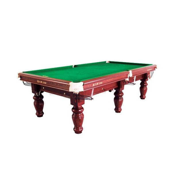 星牌英式斯诺克台球桌    XW107-10S