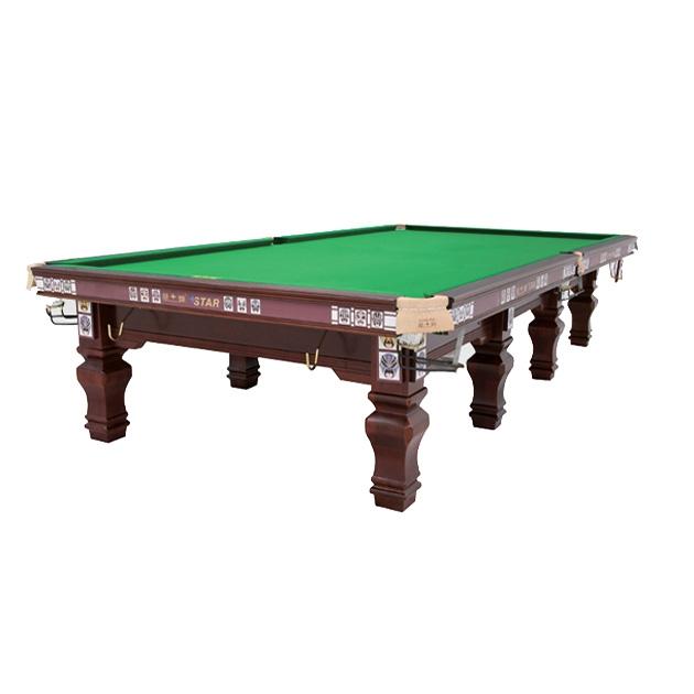 星牌英式斯诺台球桌   XW105-12S