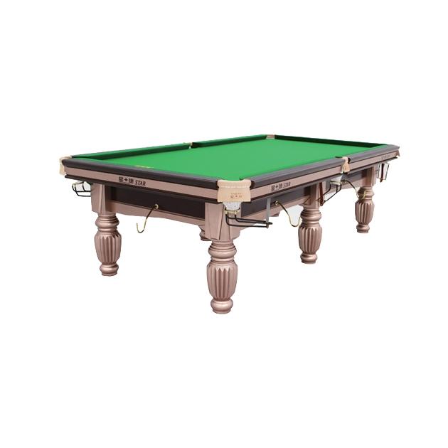 星牌美式落袋球台台球桌   XW112-9A