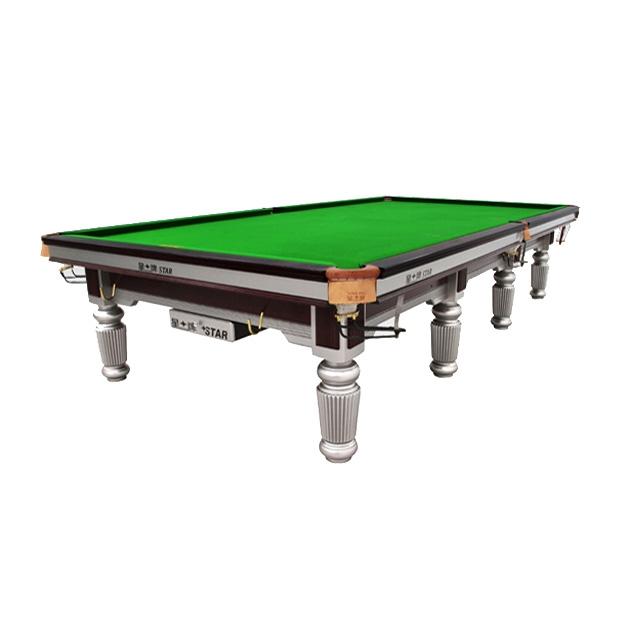 星牌英式斯诺克台球桌   XW102-12S