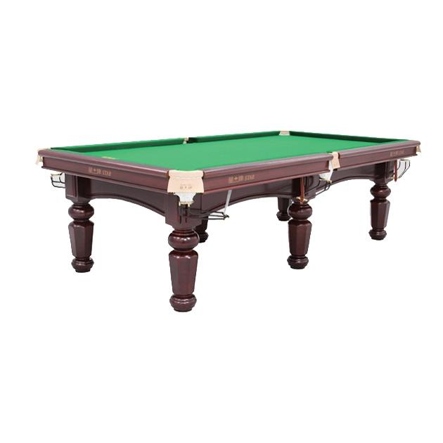 星牌美式落袋球台 台球桌    XW116-9A